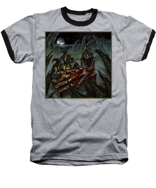 Autopsy Of The Damned  Baseball T-Shirt