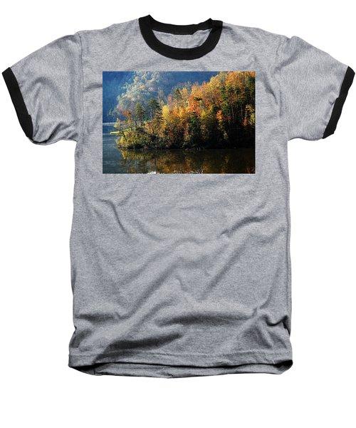 Autumn At Jenny Wiley Baseball T-Shirt