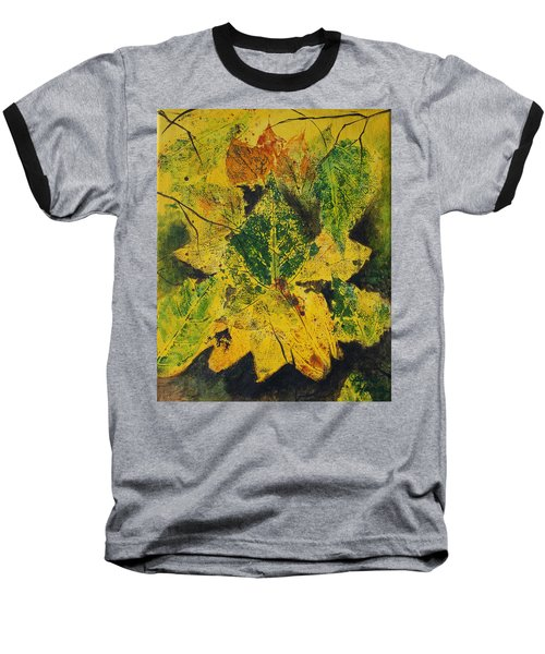 Autumn Boquet Baseball T-Shirt