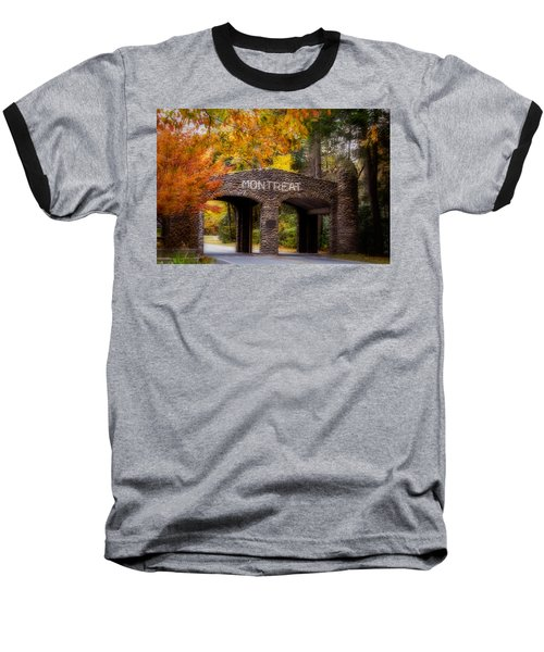 Autumn Gate Baseball T-Shirt