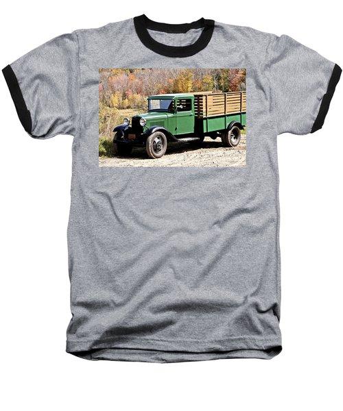Autumn Harvest Baseball T-Shirt