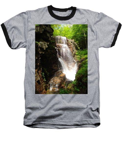 Avalanche Falls Baseball T-Shirt