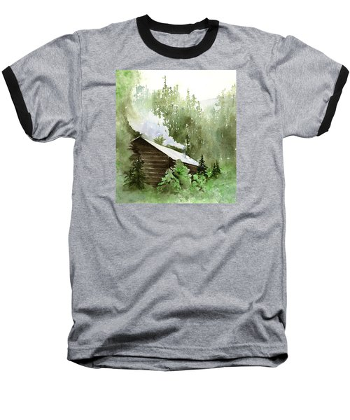 Backcountry Morning Baseball T-Shirt