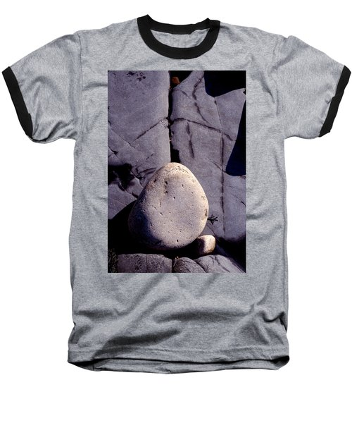 Baseball T-Shirt featuring the photograph Balancing Act by Brent L Ander