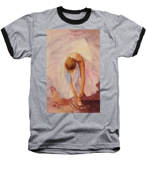 Ballet Dancer Baseball T-Shirt