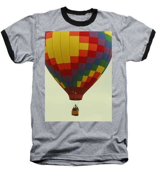 Balloon Ride Baseball T-Shirt