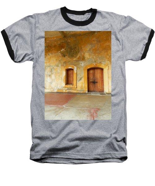 Bar The Doors Baseball T-Shirt