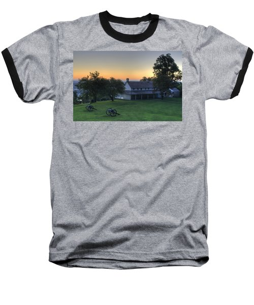 Battle Grounds Baseball T-Shirt