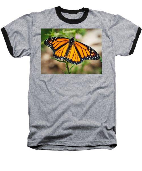Beautiful Boy Baseball T-Shirt by Cheryl Baxter