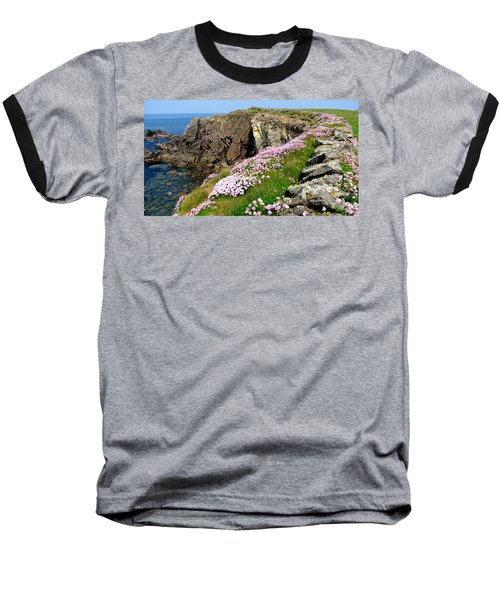 Baseball T-Shirt featuring the photograph Beauty In Kerry by Barbara Walsh