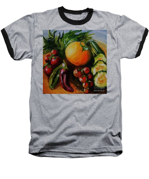 Beauty Of Good Eats Baseball T-Shirt