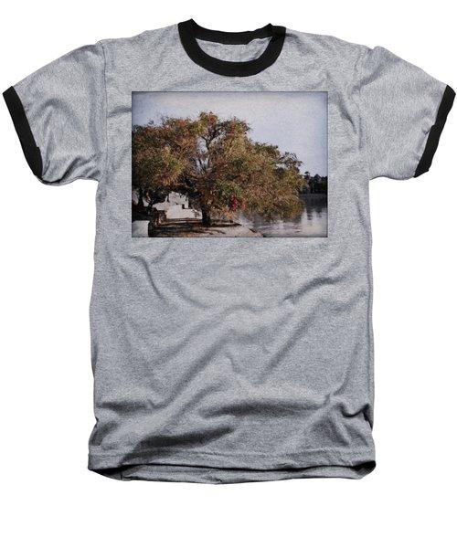 Beauty On The Path Baseball T-Shirt