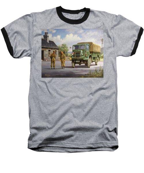 Bedford Ql Baseball T-Shirt