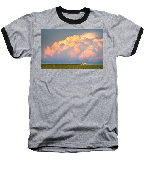 Baseball T-Shirt featuring the photograph Beefy Thunder by Brian Duram