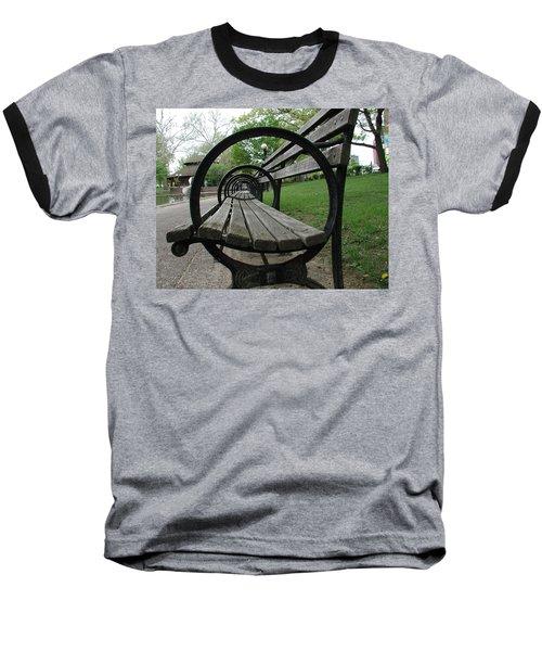 Bench Baseball T-Shirt