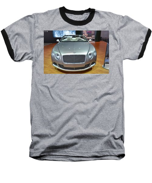 Bentley Starting Price Just Below 200 000 Baseball T-Shirt