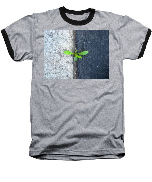Baseball T-Shirt featuring the photograph Grows Here by John King