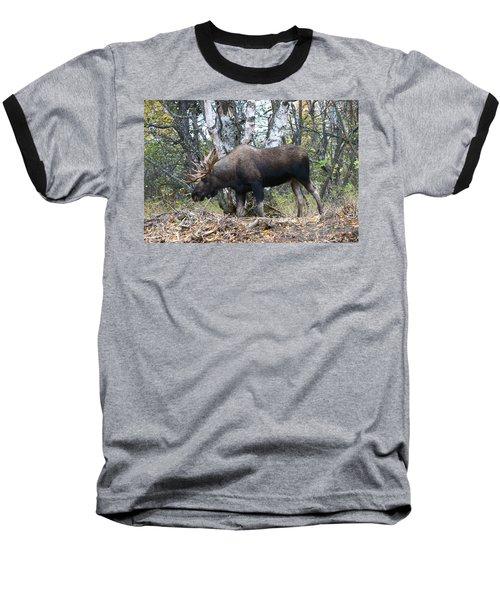 Baseball T-Shirt featuring the photograph Big Body by Doug Lloyd