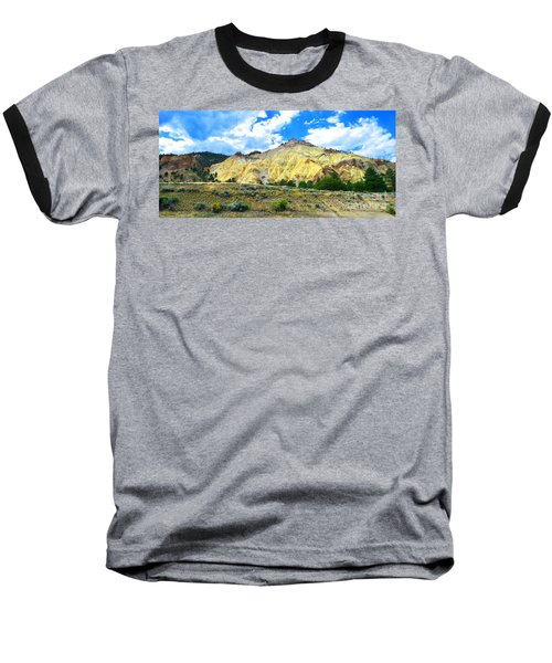 Big Rock Candy Mountain - Utah Baseball T-Shirt
