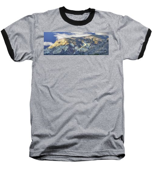 Big Rock Candy Mountains Baseball T-Shirt
