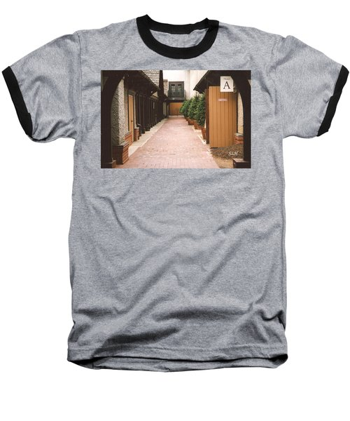 Biltmore Winery Baseball T-Shirt