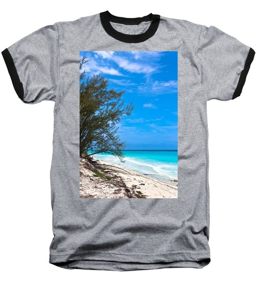 Bimini Beach Baseball T-Shirt