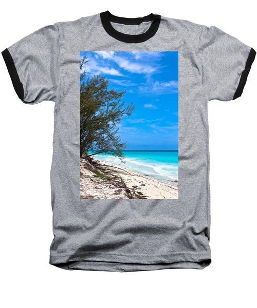 Bimini Beach Baseball T-Shirt