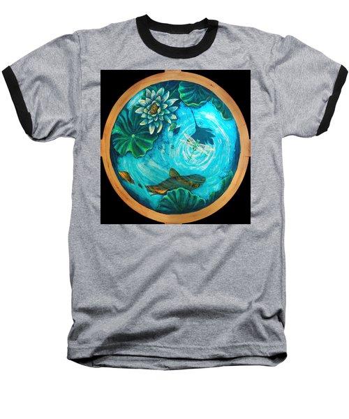 Birdseyedragonfly Baseball T-Shirt