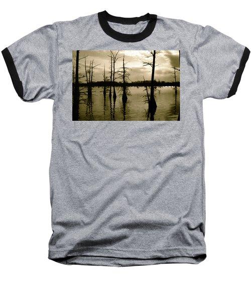 Black Bayou 8 Baseball T-Shirt