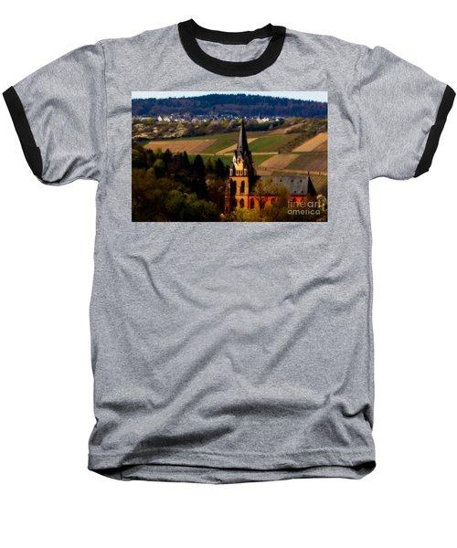 Blessed Vineyard Baseball T-Shirt