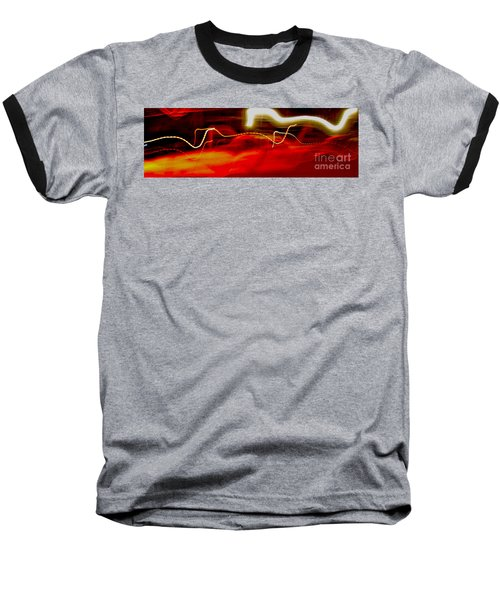 Blip Baseball T-Shirt by Xn Tyler