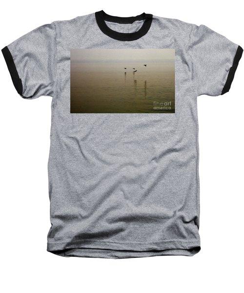 Bliss Baseball T-Shirt by Clayton Bruster