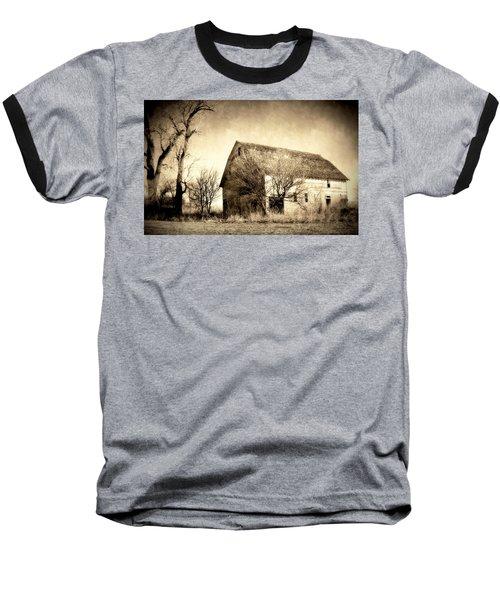 Block Barn Baseball T-Shirt