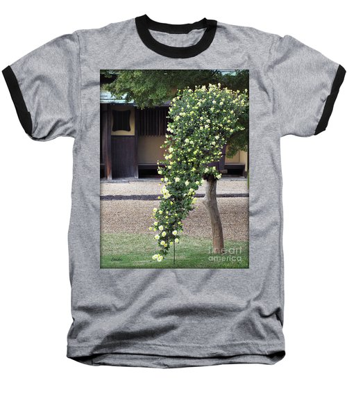 Blooming Baseball T-Shirt