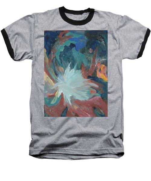 Blooming Star Baseball T-Shirt
