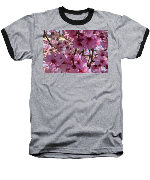 Baseball T-Shirt featuring the photograph Blossoms by Lydia Holly