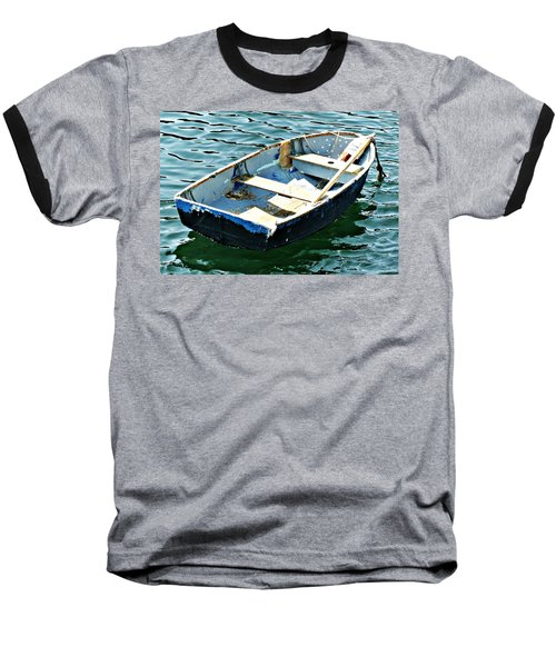 Blue Dory Baseball T-Shirt by Joe Faherty