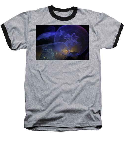 Blue Jelly Dream Baseball T-Shirt