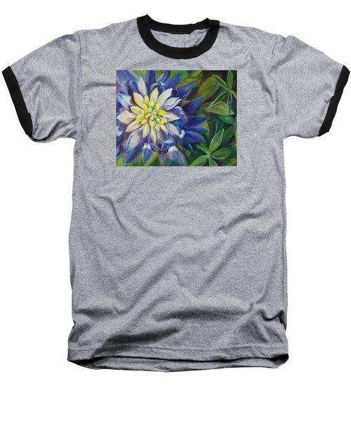 Bluebonnet Daze Baseball T-Shirt