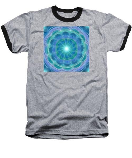 Bluefloraspin Baseball T-Shirt