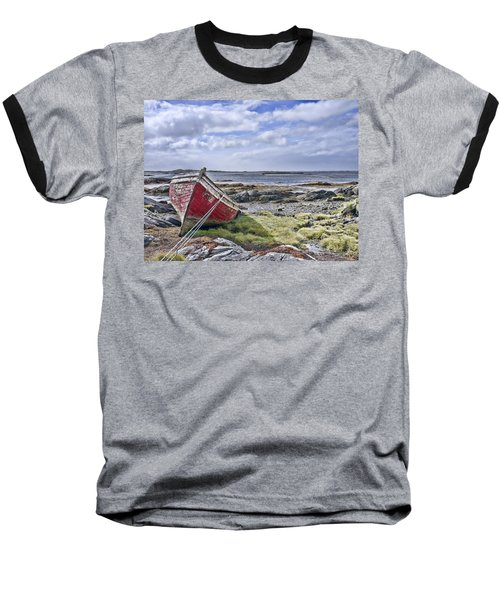 Baseball T-Shirt featuring the photograph Boat by Hugh Smith