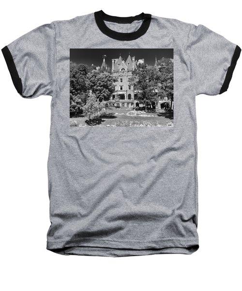 Boldt Castle 0152 Baseball T-Shirt