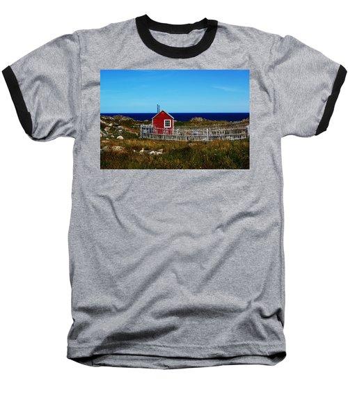 Bonavista Baseball T-Shirt by Leanna Lomanski
