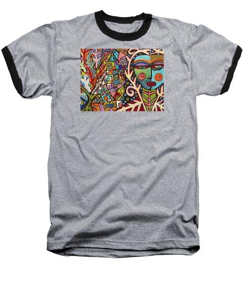 -bone Tree Of Life Skeleton Goddess Baseball T-Shirt