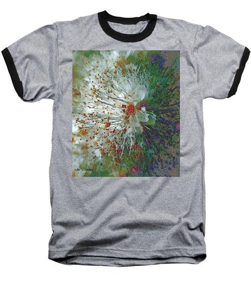 Bouquet Of Snowflakes Baseball T-Shirt