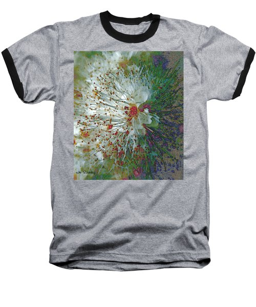 Bouquet Of Snowflakes Baseball T-Shirt