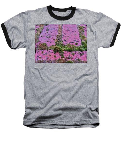 Baseball T-Shirt featuring the photograph Brick Wall by Bill Owen