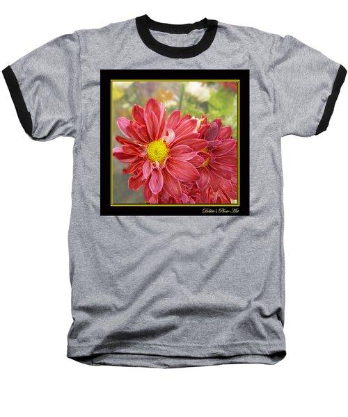 Baseball T-Shirt featuring the digital art Bright Edges by Debbie Portwood