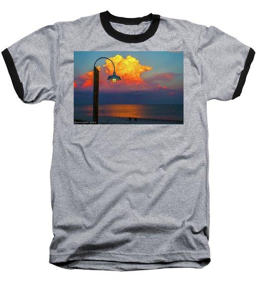 Brilliant Baseball T-Shirt by Shannon Harrington
