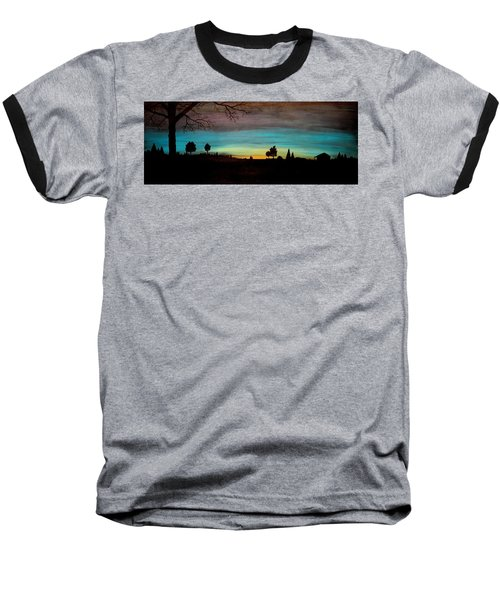 Brock's Cabin Baseball T-Shirt